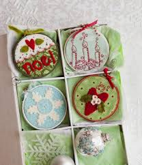 Easy Christmas Tree Decorations Easy Christmas Tree Ornaments Allpeoplequilt Com