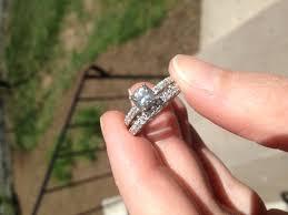 52nd wedding band co novo diamond ring and matching wedding band delgatto
