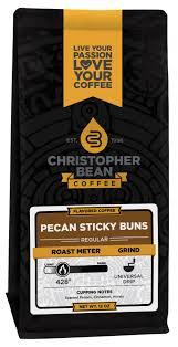 pecan sticky buns u2013 christopher bean coffee company