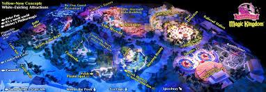 Map Of Disneyworld 3d Map Of The New Disney U0027s Fantasyland Plans Orlando Inside