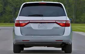 honda odyssey rear bumper missing rear bumber reflector