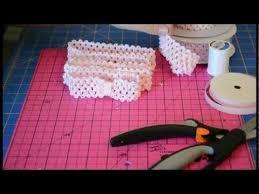 crochet elastic ribbon how to make crochet headbands