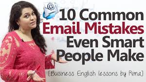 Email Writing In Business Communication 10 common business email mistakes even smart people make