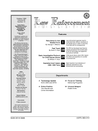 fbi law enforcement bulletin oct99leb federal bureau of