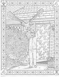 harry potter coloring book album imgur