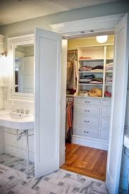 Best  Small Master Closet Ideas Only On Pinterest Closet - Bathroom with walk in closet designs