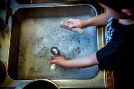 Clogged Sink How To Clear Slow Draining Kitchen Sink Not Clogged Homeaholic Net