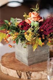 fall arrangements for tables 20 best wooden box wedding centerpieces for rustic weddings deer
