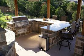 Outside Kitchen Cabinets Outdoor Kitchen Cabinets Lowes Durable Materials For Outdoor