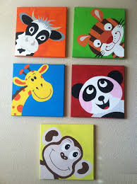 Paint Ideas For Kids Rooms by 105 Best Canvas Ideas For Girls Images On Pinterest Canvas Art