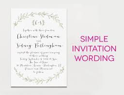 exle wording wedding invitations wedding invitation ideas