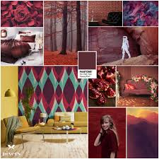 2017 Color Trends Pantone by Pantone Fall 2017 Colors In Interiors Pixers Wall Decor Wall