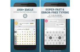 wrio keyboard emoji allows error free and faster typing android
