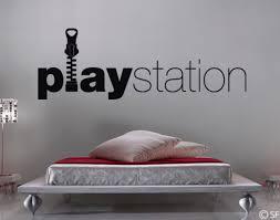 wandtatoo schlafzimmer wandtattoo wandtattoo schlafzimmer bett playstation uss022