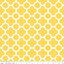 quatrefoil wrapping paper yellow quatrefoil fabric yellow quatre foil by