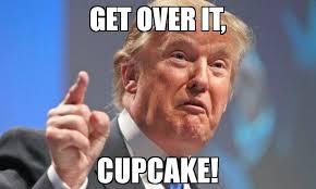 Over It Meme - get over it cupcake meme donald trump 68791 memeshappen