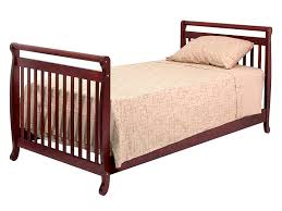 amazon com davinci twin full size bed conversion kit cherry