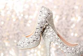 wedding shoes for wide charming 2014 write luxury bridal shoes with diamond nail