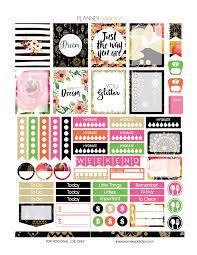 coffee kawaii planner addiction printable planner stickers free dream printable planner stickers by planner addiction