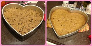 giant chocolate chip cookie birthday cake daisy cakes