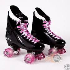 roller skates with flashing lights flashing ventro pro turbo quad roller skate bauer style light up