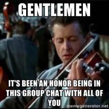 Group Chat Meme - group chat memes kappit