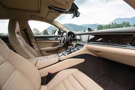 interior porsche panamera 2017 porsche panamera 4s drive review automobile magazine
