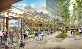 amazon u0027s new biosphere offices will conquer seattle
