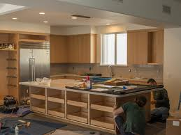 Beach House Kitchens by Completing A Beach House Custom Kitchen Doopoco Enterprises