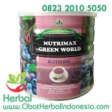 nutrimax green world solusi untuk para pecandu narkoba ada promo