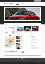 responsive design joomla 6 best car dealer joomla themes templates free premium