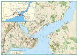 Bosporus Strait Map Beymen U0026 Swissotel Istanbul City Map Front Page Sorriso