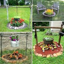 Garden Flowers Ideas Backyard Easy Landscaping Ideas Low Maintenance Backyard Garden
