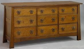 mackintosh 9 drawer bureau 825