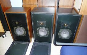 nakamichi home theater system vintage ads l420 speakers five of them walnut and black