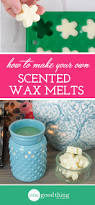 How To Make Home Smell Good how to make homemade wax melts with safe u0026 natural ingredients