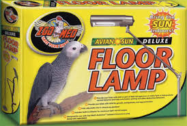 uv light for birds zoo med aviansun deluxe floor l