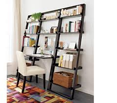 Antique Bookcase Desk Combo Crate And Barrel Bookshelf Desk Combo Is Mostly Designed For A