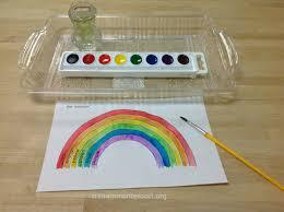 rainbows trillium montessori
