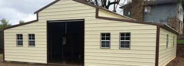 Carports And Garages California All Steel Manufacturer Of Carports Ans Steel