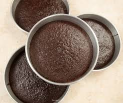 this chocolate cake base layer is the cake we went to when we