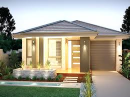 one house designs best small modern house designs one floor modern house plan small