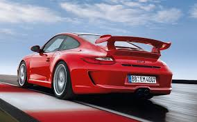 porsche 911 back photos porsche 911 gt3 997 red sky back view automobile