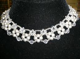 pearls beads necklace images 191 best pearls seede beads images beaded jewelry jpg