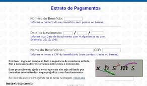 www previdencia gov br extrato de pagamento extrato dataprev inss consulta pagamentos extrato inss