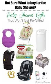 top baby shower gifts best baby shower gifts she won t to re gift oh so savvy