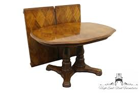 drexel heritage dining room furniture drexel heritage brittany collection double pedestal dining table