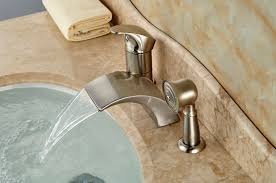 pull out bathtub faucet bathtub faucet with sprayer beautiful pull out sprayer roman tub