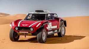 nissan dakar mini takes on the 2018 dakar with both rally car and buggy 0