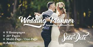 where can i buy a wedding planner wedding planner responsive wedding theme by freevision themeforest